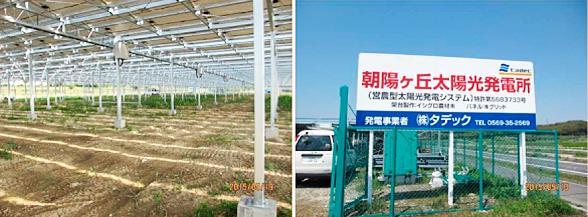 朝陽ヶ丘太陽光発電所